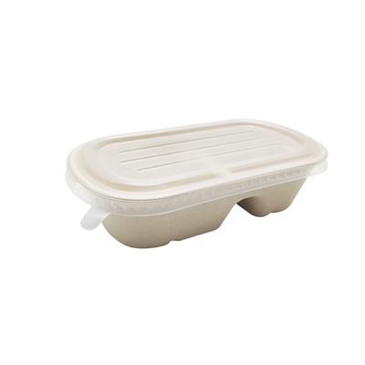 Boîtes à compartiments pour vente à emporter