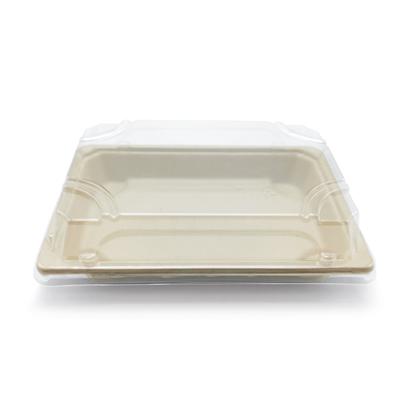 Boîtes à sushis avec couvercle