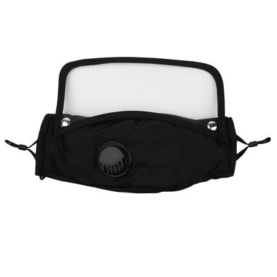 Masque de protection avec visière amovible