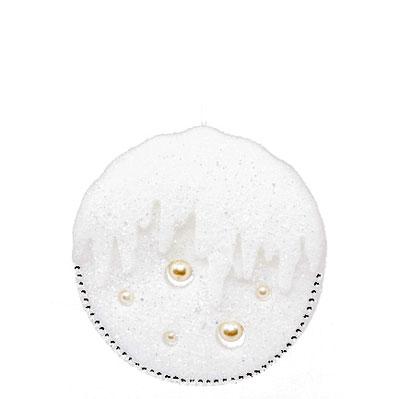 Boule avec perles