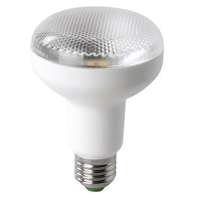 Réflecteur Led R80 E27, 7 watts