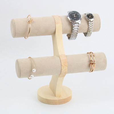 Présentoir à bracelets 2 niveaux
