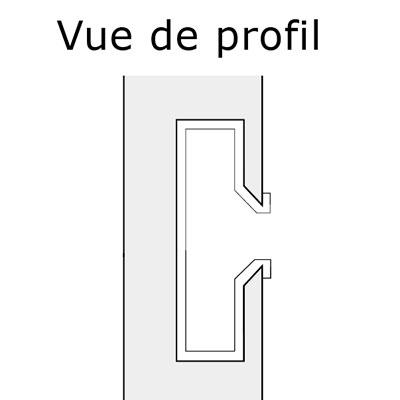 Profil aluminium économique