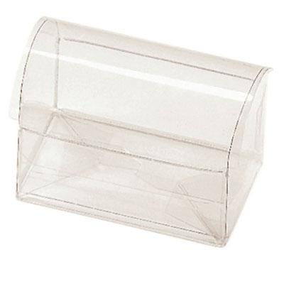 Coffret transparent