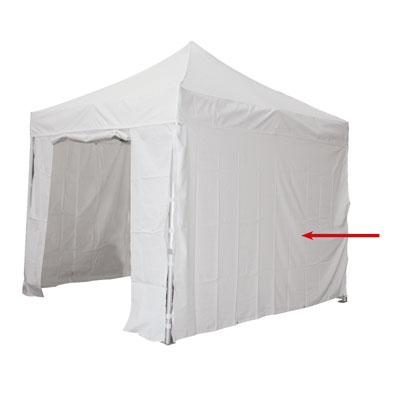 Rideau de côté pour tente
