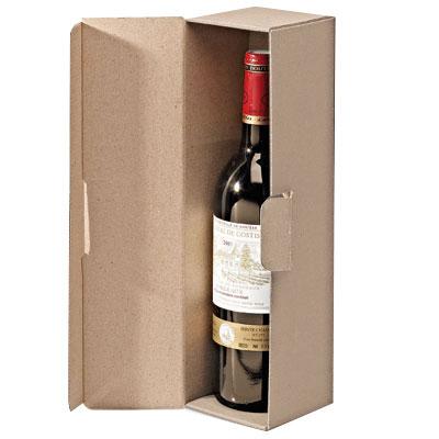 Boîtages 1 bouteille carton