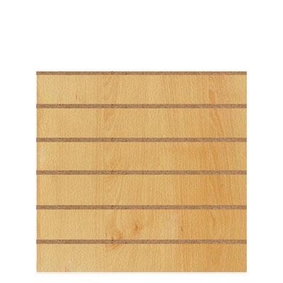panneau rainur h tre naturel entraxe 15 cm. Black Bedroom Furniture Sets. Home Design Ideas