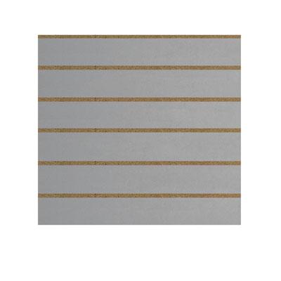 panneau rainur gris clair entraxe 15 cm. Black Bedroom Furniture Sets. Home Design Ideas