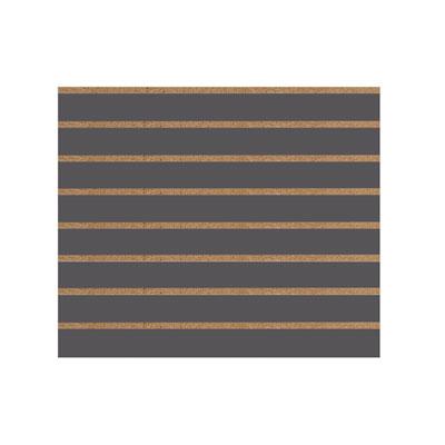 panneau rainur anthracite entraxe 10 cm. Black Bedroom Furniture Sets. Home Design Ideas