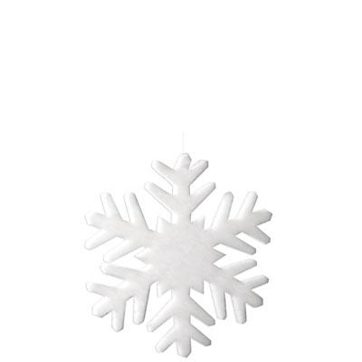 Flocon de neige en mousse