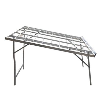 Table inclin e alu - Table alu pour marche ...
