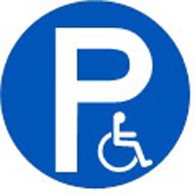 Disque Parking PMR