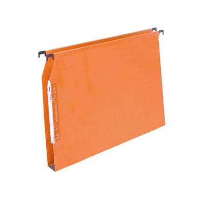 Dossiers suspendus armoires, fond en U 15 mm