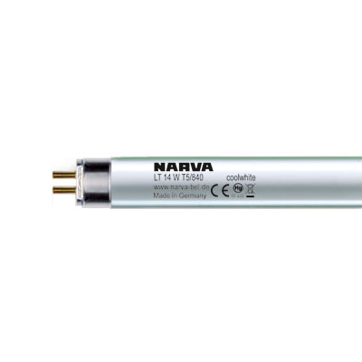Tube fluorescent T5 G5, 14 watts