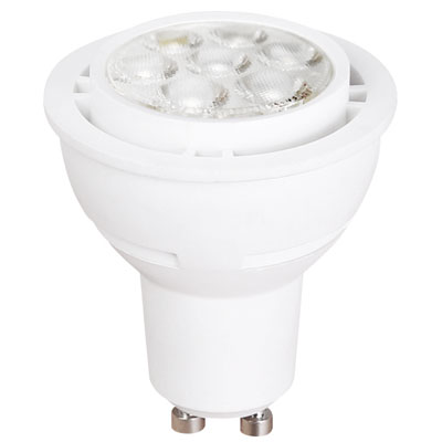 Ampoule led GU10, 6,5 watts