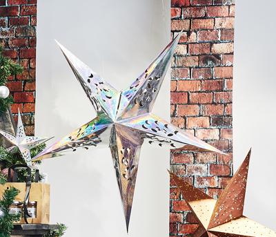 Étoiles à suspendre
