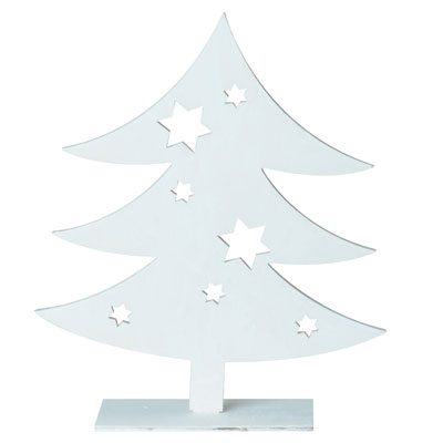 Sapin de Noël sur base