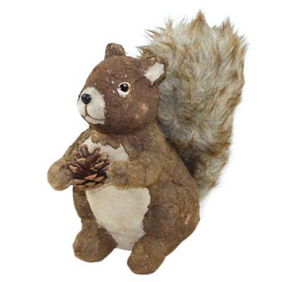 Écureuil debout