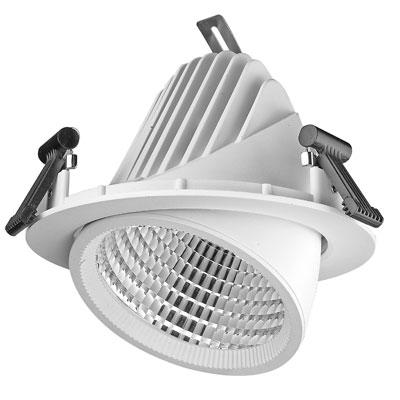 Spot à LED 50W encastrable