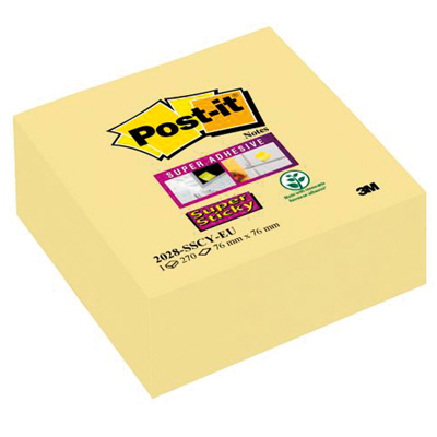 Cube notes Post-it