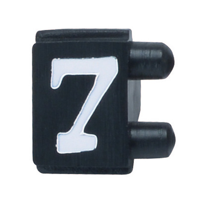 Chiffre 7 pour coffret prix