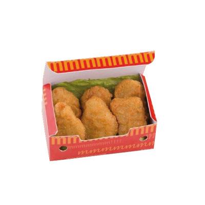 Boîtes à nuggets