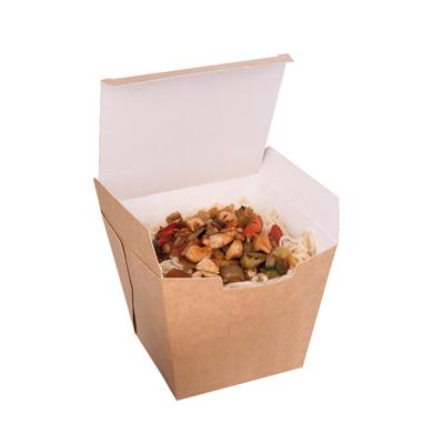 Boîtes à salade / wok