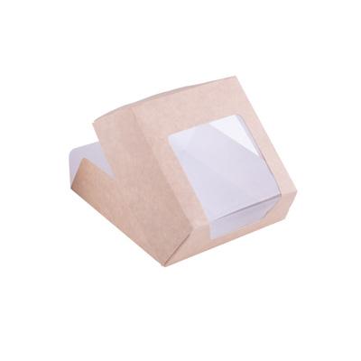 Boîtes à tarte avec fenêtre