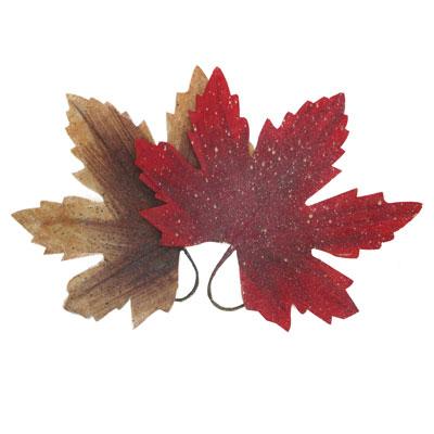 Déco feuilles