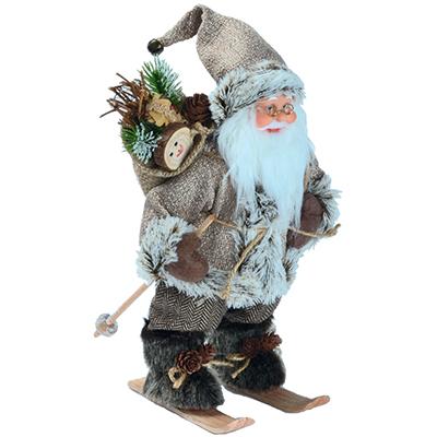 Père Noël debout