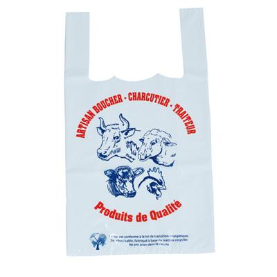 Sacs plastique Boucherie Charcuterie