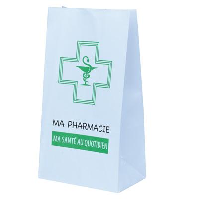 Sacs papier SOS Pharmacie