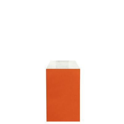pochette cadeau kraft orange vif 7 x 12 cm pqt de 250 rouxel. Black Bedroom Furniture Sets. Home Design Ideas