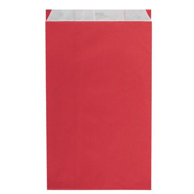 pochette cadeau kraft rouge cerise 31 8 x 49 cm. Black Bedroom Furniture Sets. Home Design Ideas