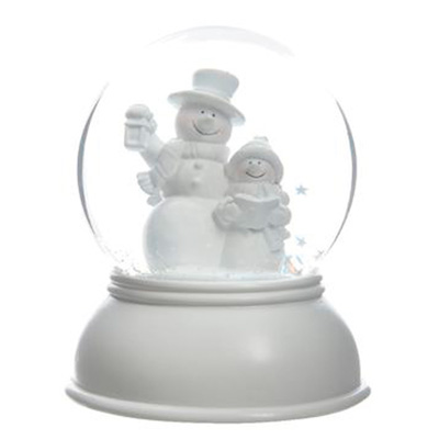 Boule de neige Bonhomme de neige