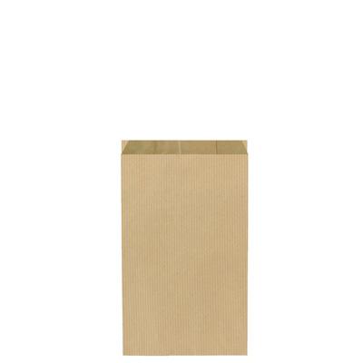 pochette cadeau kraft verg kraft brun 12 4 5 x 19 5 cm pqt de 250 rouxel. Black Bedroom Furniture Sets. Home Design Ideas