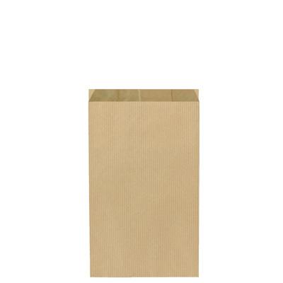 pochette cadeau kraft verg kraft brun 16 8 x 27 cm. Black Bedroom Furniture Sets. Home Design Ideas