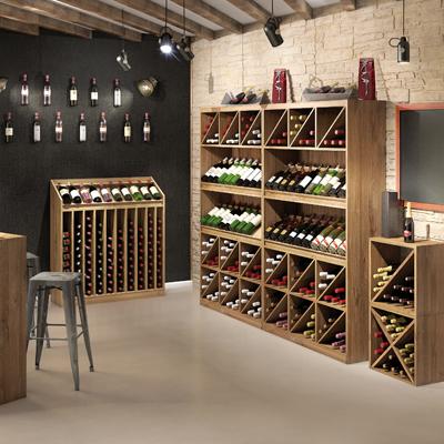 Etagère à vin Tradition