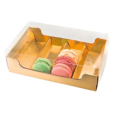 Boîtes macarons