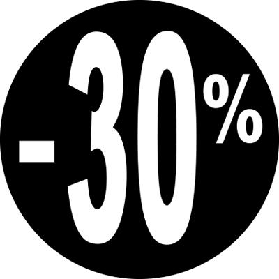 Gommettes adhésives -30%
