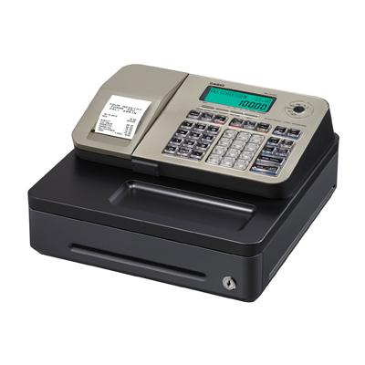 Caisse enregistreuse alphanumérique CASIO SE-S100