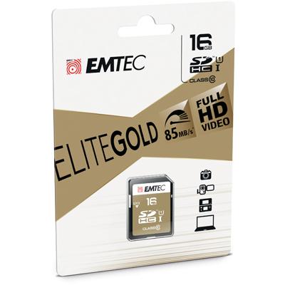 Carte mémoire SD Emtec 16 Gb