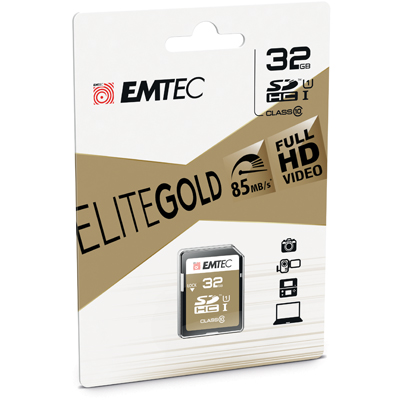 Carte mémoire SD Emtec 32 Gb
