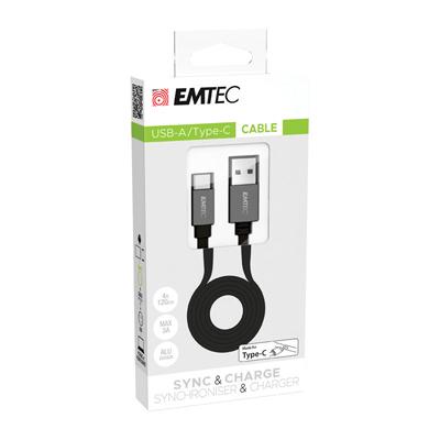 Câble USB-A vers Type-C EMTEC T700