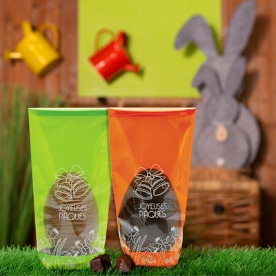 Sachets confiserie Joyeuses Pâques