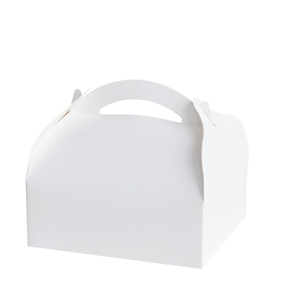 Caissettes pâtisserie à poignée
