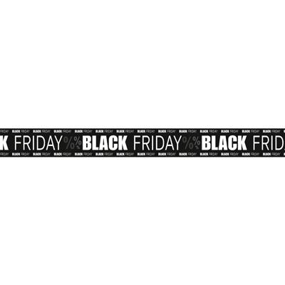 Banderole Black Friday