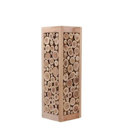 Tour en bois