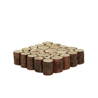 Plateau en bois carré