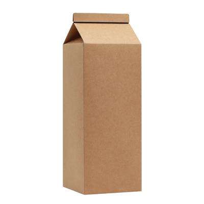 Boîte pliante forme brique